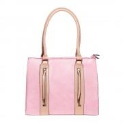 K661 rózsaszínű női táska