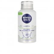 MEN SENSITIVE balsam piel & barba de 3 días 125 ml