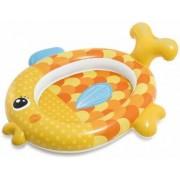 Baby pool guldfisken 36L (Intex badebassin 57111NP)
