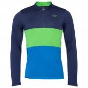 Triple2 - Swet Merino Jersey L/S - T-shirt technique taille XL, bleu