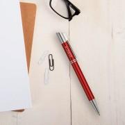 YourSurprise Stylo personnalisé petit prix - Viva Pens Tess (rouge)