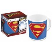 Superman porcelán bögre