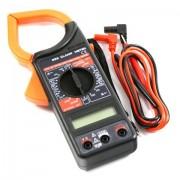 Multimetru Tester Digital Tip Cleste Ampermetru DT-266 cu Functia Hold