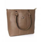 Geanta Vertical Fashion Brown