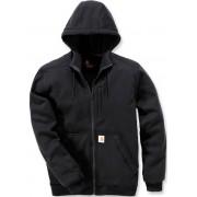Carhartt Wind Fighter Zip Hoodie Black 2XL