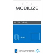 Mobilize Clear 2-pack Screen Protector Nokia 515