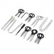 20pcs Auto Car Radio Removal Tool Set Removal Tool Repair Tools Key Kit