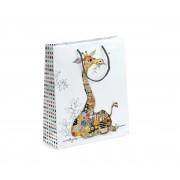 Ajándékzacskó Nagy - Bug Art - Gerry Giraffe