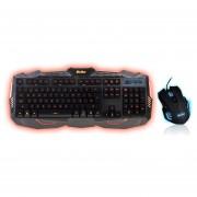 Kit Teclado + Mouse Gaming Pro Dragón Series Kolke KTMIG-531