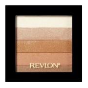 Paleta Pentru Bronz si Iluminare Revlon Highlighting - 030 Bronze Glow, 7.5gr