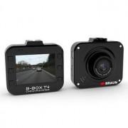 Braun Photo Technik Dash Cam B-Box T4 Zwart