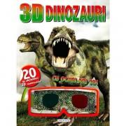 3D abtibilduri - Dinozauri