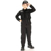 Rubie's Young Heroes Child'S SWAT Police Costume, Medium