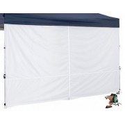 Oztrail Solid Wall Kit - 3m Deluxe With Zip