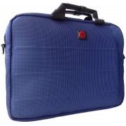 Maletin Para Laptop Swiss Brand Stanford Briefcase-Azul