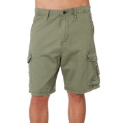 Rusty Sheetya Walkshort Green