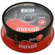 DVD-R 4.7GB 25-pack cakebox