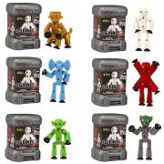 Capsula Stickbot Monster - figurina surpriza stikbot