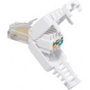 Transmedia Tool-less RJ 45 plug