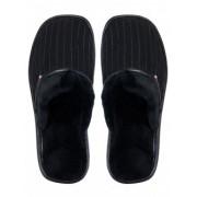 Домашни пантофи за мъже - черни