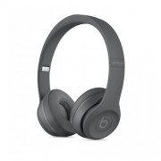 HEADPHONES, Beats Solo 3, Neighborhood Collection, Bluetooth, Microphone, Asphalt Gray (MPXH2ZM/A)