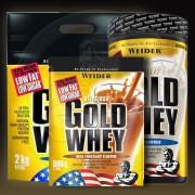 Weider Gold Whey tejsavó fehérje por 908g