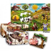 Pertini puzzle P-0148A ZOO (2872)