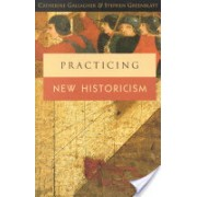 Practicing New Historicism (Gallagher Catherine)(Paperback) (9780226279350)