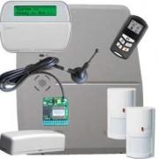 Kit centrala efractie wireless, DSC KIT ALEXOR GSM SEKA