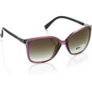 Opium Over-sized Sunglasses(Green)