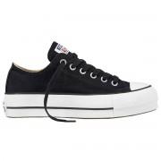 Converse Sneakers Converse Chuck Taylor All Star Lift Clean Core Donna nero (Colore: nero-bianco, Taglia: 35)