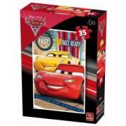 Puzzle 35 piese Disney Cars 3 Modelul 5