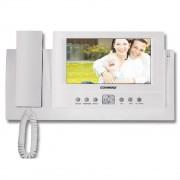 Monitor color 7 inch TFT master, unitate memorie 128 imagini, meniu OSD Commax CAV-72B