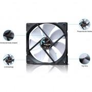 Ventilator PC fractal design Alb (FD-FAN-DYN-X2-W-GP12)