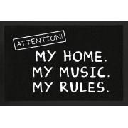 Preș de intrare/ rogojină Attention My Home - ROCKBITES - 100790