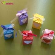 Cutiuță Mărturie Personalizată Love Box