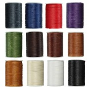 Meco Waxed Thread 0.8mm 78m Polyester Cord Sewing Stitching Leather Craft Bracelet