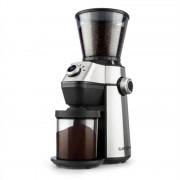 Klarstein Triest, aparat de măcinat cafea, măcinarea conică, 150W, 300g, 15 trepte de măcinare, oțel inoxidabil (TK3G-TRIEST)