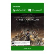 Xbox middle-earth: shadow of war - desolation of mordor xbox one