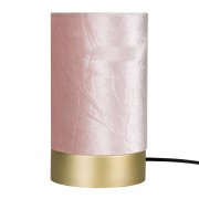 Globen Lighting Velvet Bordslampa, Rosa