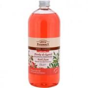 Green Pharmacy Body Care Muscat Rose & Green Tea espuma de baño 1000 ml