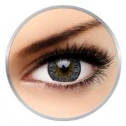 ColourVUE Elegance Grey - lentile de contact colorate gri trimestriale - 90 purtari (2 lentile/cutie)