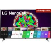 "Televizor LED LG 125 cm (49"") 49NANO803NA, Ultra HD 4K, Smart TV, WiFi, CI+"