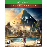 Xbox assassin's creed: origins deluxe xbox one