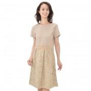 NbyA 大人かわいい贅沢レースワンピース【QVC】40代・50代レディースファッション