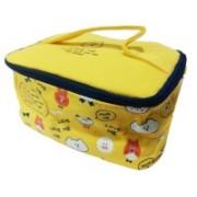 Kids Mandi Cosmetic Pouch(Yellow)