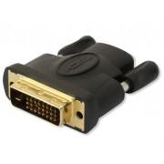 Adattatore HDMI (F) a DVI-D (M)