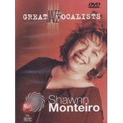 Video Delta Shawnn Montero - Great Jazz Vocalist - DVD