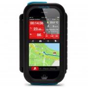 Carcasa iPhone para Ciclismo-Negro con Azul