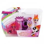 Аура комплект с кукла Powerpuff Girls, 5см, 872064